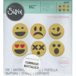 Fustella Bigz  663773 Smile