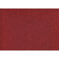 Fommy Glitter rosso 2mm