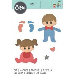 Fustella Bigz L 662629 Baby