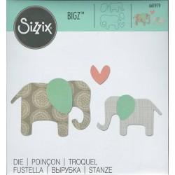 Fustella Bigz 661979 Elefanti
