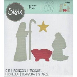 Fustella Bigz 661982 Presepe