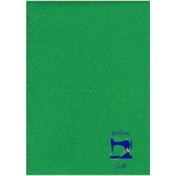 Pannolenci Verde glitterato...