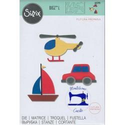 Fustella Bigz L 663785...