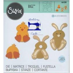 Fustella Bigz 664388 Amici...