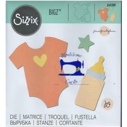 Fustella Bigz 664389 Nascita