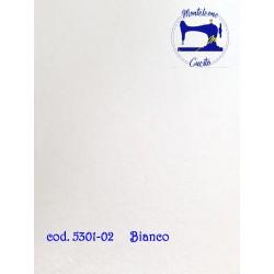 Feltro 3mm Bianco cm 50 x 70