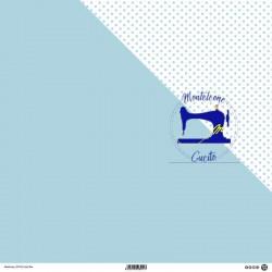 MODASCRAP - DUSTY BLUE -...