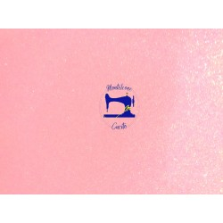 Fommy Glitter rosa chiaro 2 mm
