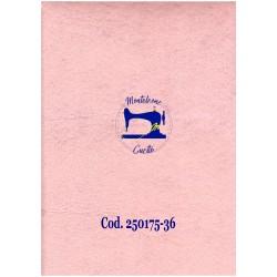 Pannolenci rosa glitterato...