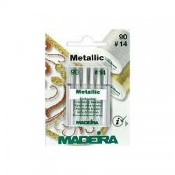 Aghi Metallic finezza 90