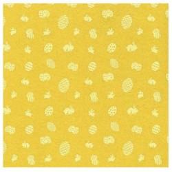 Pannolenci  giallo/bianco...