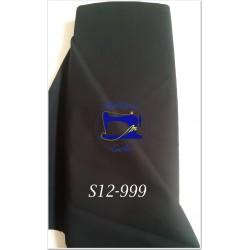 Tessuto cotone s12-999 Nero