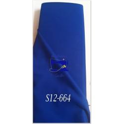 Tessuto cotone s12-664 Blu
