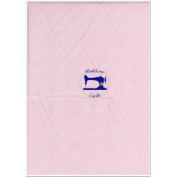 Tessuto cotone s12-402 Rosa...