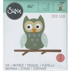 Fustella Bigz 662587 Gufo