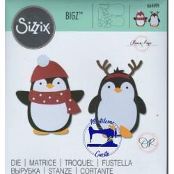 Fustella Bigz 664499 Amici...