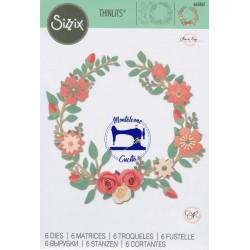 Fustella Thinlits 663862...