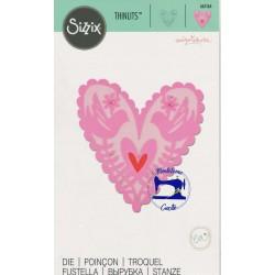 Fustella Thinlits 661164...