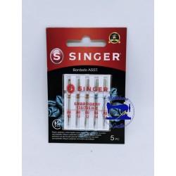 Aghi da ricamo Singer...