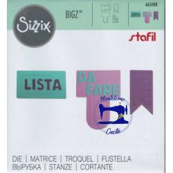 Fustella Bigz 663488 Segna...