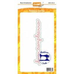 Fustella Thinlits Cut-Mi...