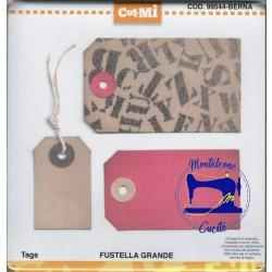 Fustella Bigz Cut-Mi 99544...