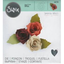 Fustella Bigz 661750 Rosa 3-D